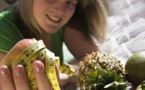 Frugt er del af en sund slankekost